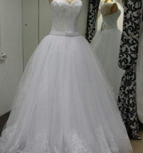 Свадебное платье новое продажа / прокат