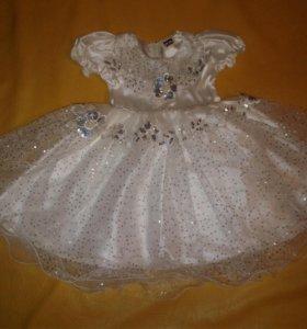 Платье для маленькой 👑 в о/с