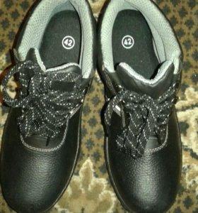 Новые! Мужские ботинки.