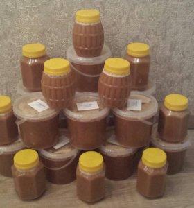 Алтайский мед эспарцетовый урожай 2017