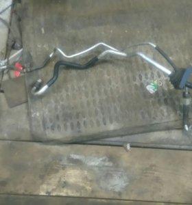 Трубки кондиционера ауди а6 кузов С5