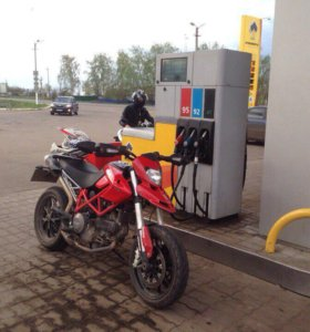 Ducati HM 796 HeperMotard