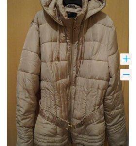 Куртка 46-48р. демисез на синтепоне