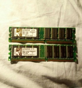 RAM DDR400 512mb