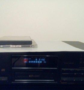 CD проигрыватель Pioneer PD-M701
