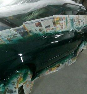 Покраска от 3500, полировка, ремонт бамперов, жест