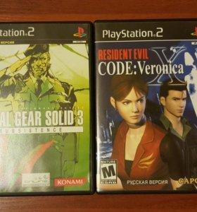Игры для PS2, Resident Evil Code: Veronica