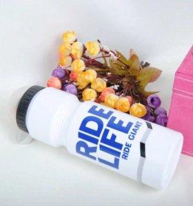 Фитнес-бутылочка из ЭКО пластика