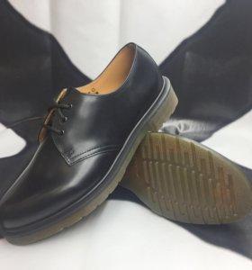 Ботинки Dr. Martens 1461 PW Smooth Black