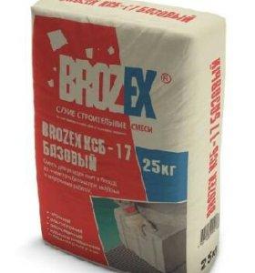 Смесь монтажно-кладочная КБС-17 Базовый Brozex