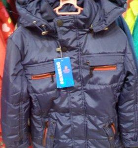 Куртка весна 40-46