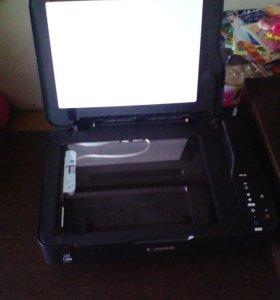 Принтер +сканер