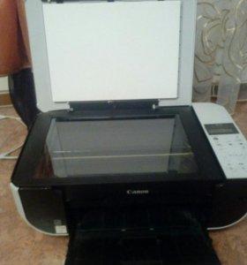 Принтер - сканер- копир Canon MP 220
