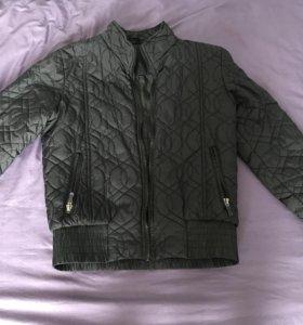 Куртка на тёплую весну