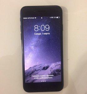 iPhone 7, 32 GB, black