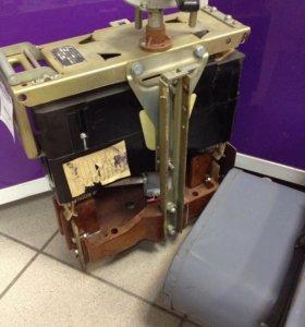 Автоматический выключатель А 3716 100а в корзине
