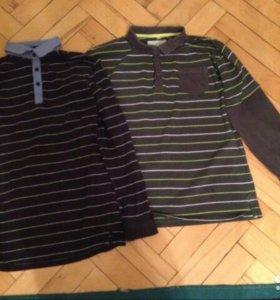 Рубашка с длинным рукавом р.158