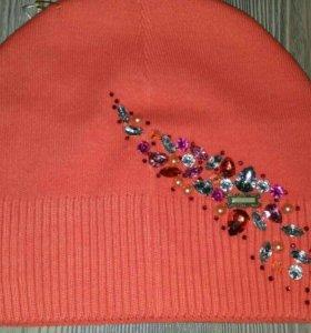Стильные шапки на весну