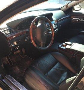 Mercedes w 221 3.5