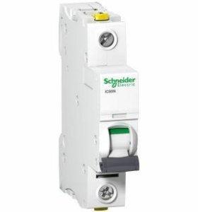 Автоматический выключатель 1П С25А acti9 Schneider