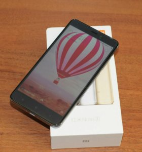 Новый Xiaomi Redmi Note 4 Grey(3/32)