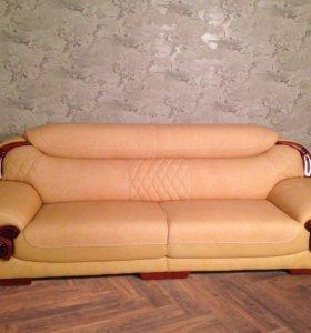 Диваны, мягкая мебель