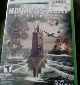 Naval assault на xbox360
