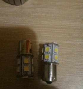 Диодные лампы 24v. Новые