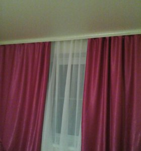 шторы новые
