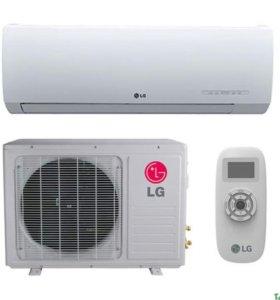 Сплит система LG K12EHC