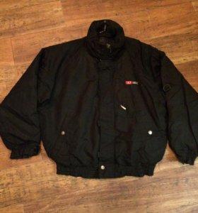Куртка со стёганой подкладкой