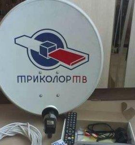 Установка Ремонт  ТВ