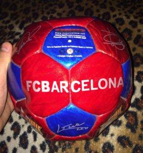 Мяч Фк Барселона