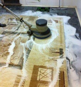 Аквачистка ковров