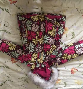 Куртка зимняя, caimano