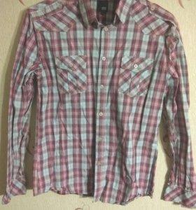 Рубашка мужская Jack&Johnes 48 р
