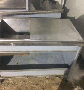 Ванны моечные столы производственные бу