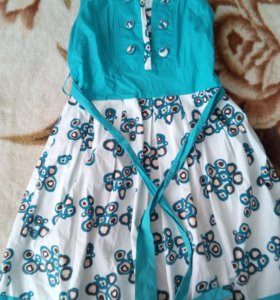 Воздушое,нежное платье