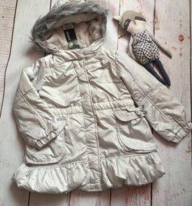 Новое деми пальто