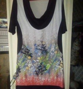 Платье 54-58