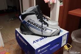 Лыжи и ботинки nordway