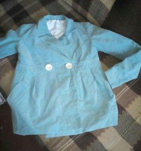 Куртка-педжак для беременных