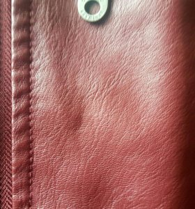 Куртка из искуственой кожи