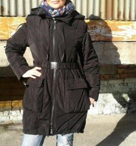 Жен.куртка-пальто до -15