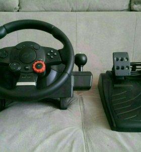 Игровой руль Logitech GT
