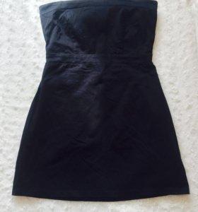 Платье- бюстье.