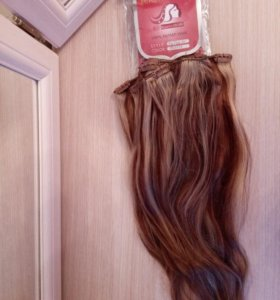Волосы на заколках 6/613