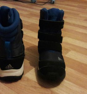 Adidas ботинки осень зима