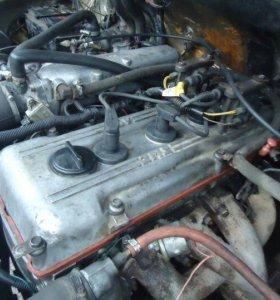 Двигатель ЗМЗ 405 инжектор