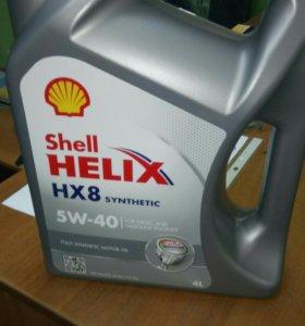 Shell HX8 5W40
